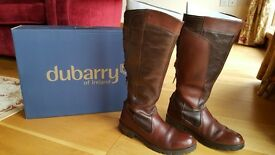 Dubarry Boots Clare Size 7