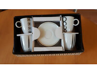 Coffee Cups, Set of 4 Expresso, Maxwell & Williams