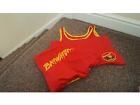 Baywatch Dress and Jacket - Small.