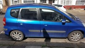 Honda Jazz, only 1 previous owner, full service history, 46000miles