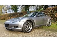 2005 Mazda Rx8 with Full Service History and compression results