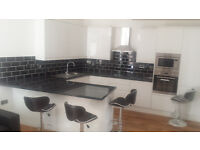 Magnificent Newly done Two Bedroom Ground Floor Apartment in West Croydon