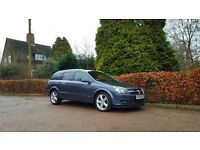 2005 VAUXHALL ASTRA 1.7 CDTI SRI TOP SPEC NATIONWIDE DELIVERY-CARD FACILITY-3/6/12 MONTHS WARRANTIES