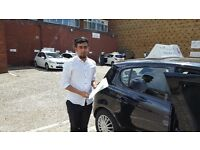 Driving instructor in east london