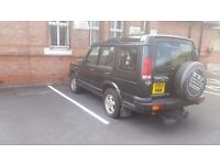 LANDROVER DISCOVERY TD5 - 7 SEATER - MANUAL - SWAP FOR CANAL CRUISER, BOAT, OUTBORD