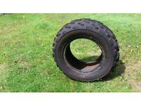 Quadbike / ATV Tyres new never used dunlop