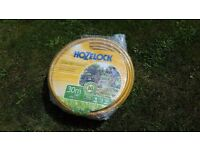 Brand new John Lewis hozelock hose - 30m - ideal for long gardens - never opened