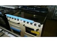 Brand new smeg 110cm induction range cooker