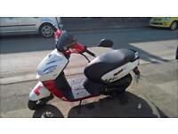 Peugeot Kisbee Sportline 100cc
