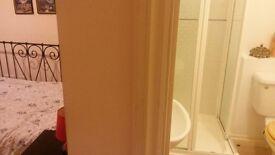 Large pleasant en-suite double-room to let £375 inclusive of bills