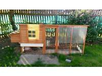 Cocoon quality hen house chicken coop