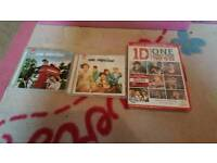 1D Cd's and Dvd