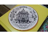 For Sale - Blackpool Theatre Commemorative Plate