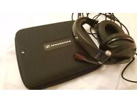 Sennheiser PC350 SE Gaming Headset - Mint condition Audiophile Gaming Headphones with Boom Mic