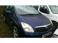 TOYOTA VERSO 1.8 MPV PX SWAPS WELCOME