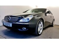2005 | Mercedes CLS 350 | Auto | Petrol | ONE Owner From NEW | Service History | 1 Year MOT | HPI
