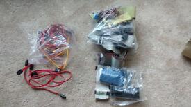 sata cables ide cables etc