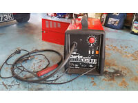 Mig welder 135TE turbo for sale