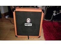Orange Crush Pix 25BX Bass Amp