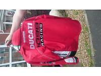 Ducati bike paddock jacket