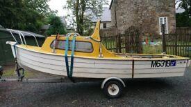 Mayland 14 fishing boat