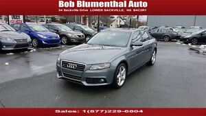 2012 Audi A4 Premium Quattro w/ 6-Speed Manual REDUCED!