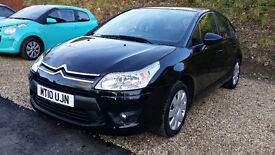 CITROEN C4 2010, VERY LOW MILEAGE, EXCELLENT CONDITION