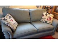 For Sale 3 seater sofa and chair