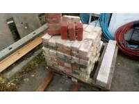 145 Red yellow imperial bricks 1.10 each £140 the lot offers
