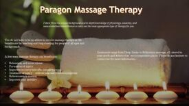 PARAGON SPORTS MASSAGE THERAPY