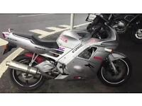 1997 Honda cbr600 running well recently fitted exhaust £1150