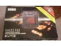 Korg Kaoss Pad KP3