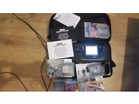 sega game gear with case and instructions 5 games with instructions