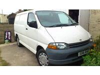 Toyota Hiace Powervan