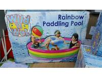 All size paddling pools