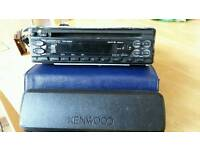 Kenwood car radio cd player for sale