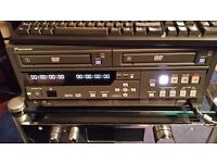 Pioneer PRV-LX10 - HIGH END Professional/ Industrial DVD-Video Recorder