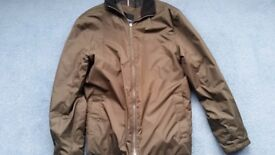 Brown London Fog Jacket, Mens Small Size, Inside Pocket, Brand new, Contact me asap, Cheap price £12