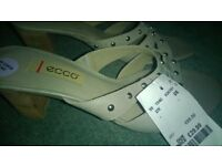womens new with tags ecco sandal