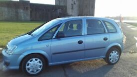 Vauxhall Meriva 1.4i 16v Life