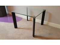 Glass Coffee Table - Lounge/Living Room/Conservatory Table - Modern Contemporary