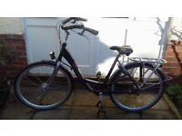 Ladies Dutch Bike - Montego Liberty . It is so comfy to ride and good as new.