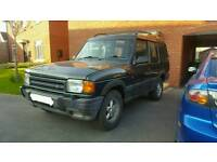 1998 Land Rover Discovery 300 tdi.