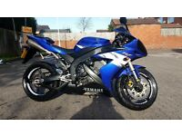 Yamaha YZF R1 2004 Low Miles 1000cc Super Sport