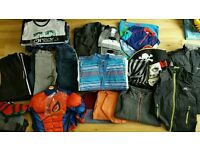 Boy's Clothes and footwear bundle Age 5-7