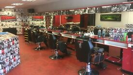 Barbers chair to rent. Selly Oak