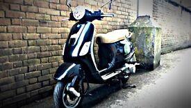 Vespa LX125 cheap great scooter!