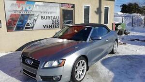 2010 Audi A5 Convertible Premium Cuir