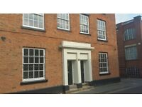 last 3 remaining office spaces/ workspace in converted warehouse in the jewellery quarter