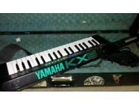 Yamaha KX5 midi keyboard controller.